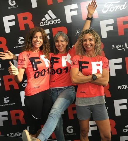 En Corre por tu Vida celebramos los 15 años de Full Runners
