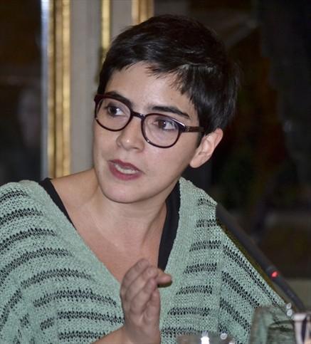 """Alia Trabucco Zerán y su libro Las Homicidas: """"Estaba examinando la definición de lo femenino"""""""