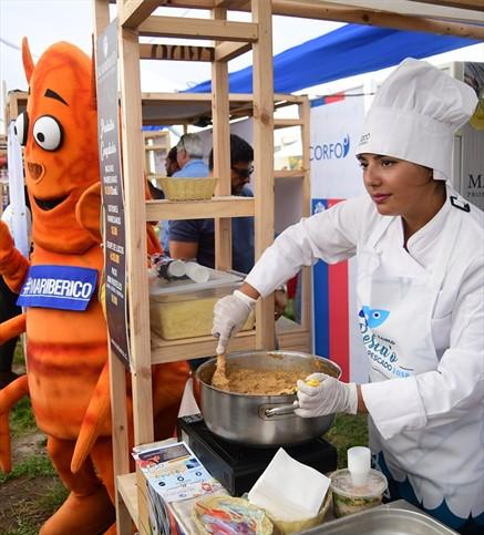 Feria Gastronómica del Mar se realizará de forma gratuita en el Parque Araucano este sábado
