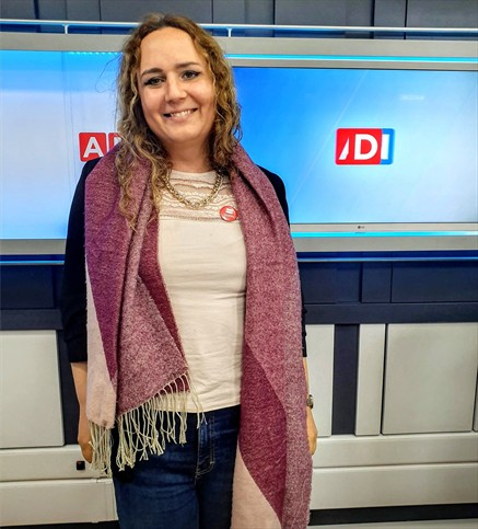 Alessia Injoque, la nueva presidenta de Fundación Iguales