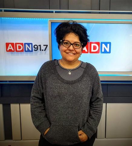 La socióloga Tatiana Hernández, investigadora del Observatorio de Género y Equidad