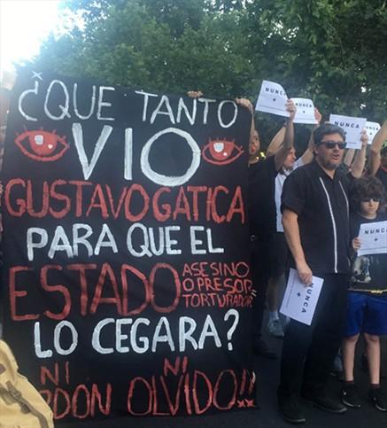 Chile en las calles: represión y derechos humanos
