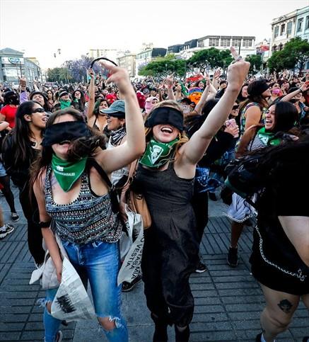 """""""Un violador en tu camino"""": Mesa Feminista de Agenda de Género analizó hit viral de Las Tesis"""