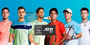 El ATP 250 Chile Open ya está en marcha
