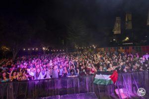 Festival Womad 2020: Bersuit, Villa Cariño y Zenobia armaron la fiesta en Plaza La Paz de Recoleta