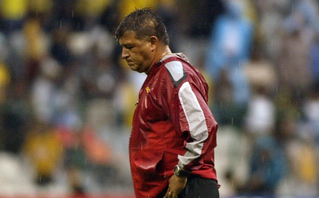 """Claudio Borghi / Tetracampeón con los albos, el """"Bichi"""" hoy está dedicado a comentar fútbol en el CDF."""
