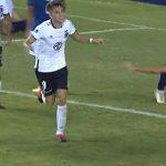 Colo Colo goleó a Jorge Wilstermann en su debut en la Copa Libertadores sub 20