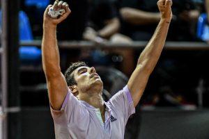 Tremendo: Cristian Garin se coronó campeón del ATP 500 de Río de Janeiro