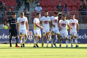 Mauricio Pinilla le arruinó la fiesta a la U en el Estadio Nacional