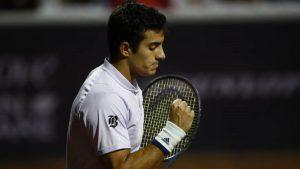 La incertidumbre que existe en el ATP de Santiago por presentación de Garin tras su dolencia en la espalda