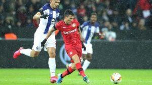 Con Aránguiz en cancha, el Bayer Leverkusen se impuso ante el Porto por la Europa League