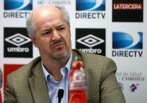 """Juan Tagle y castigo de dos partidos al estadio de la UC: """"Nos parece desproporcionado el fallo"""""""
