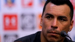 "Esteban Paredes por incidentes en el Monumental: ""Es inaceptable"""""