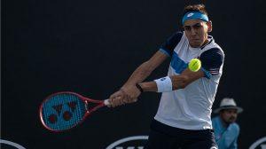 Alejandro Tabilo se despidió del ATP de Santiago tras caer ante Casper Ruud