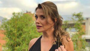 Carolina Arregui se llenó de halagos tras publicar foto al natural a los 54 años