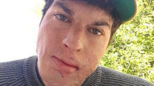 Ignacio Lastra volvió al lugar de su accidente luego de tres años