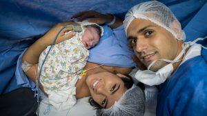 """""""Bebé enojado"""" nacido en Brasil causó furor en redes sociales"""