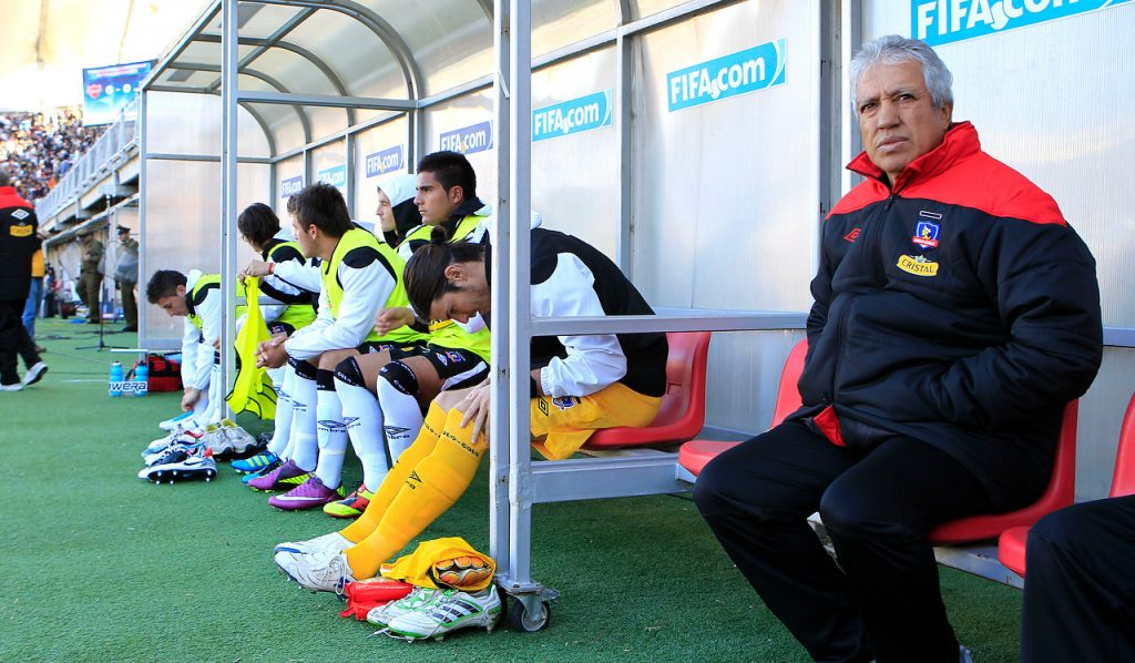 Américo Rubén Gallego / Entre febrero y agosto del 2011 fue el DT de Colo Colo. Hoy lo hace en la Selección de Panamá.