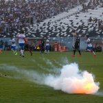 Suspenden el partido en el estadio Monumental cuando la UC vencía a Colo Colo con comodidad