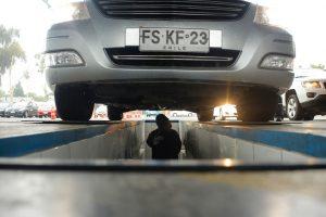 Región Metropolitana: alrededor de 260 mil vehículos deberán realizar la revisión técnica en marzo