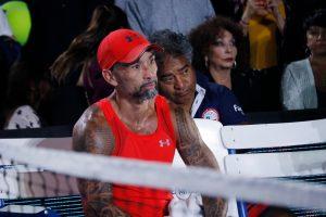 Marcelo Ríos le respondió al Movilh con imagen de controvertida performance