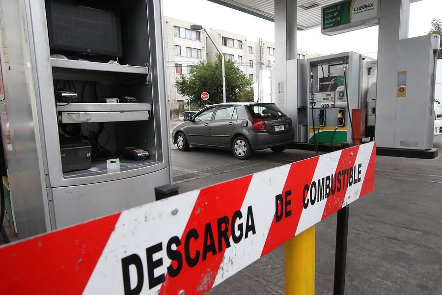 Baja el precio de todos los combustibles desde este jueves informó ENAP