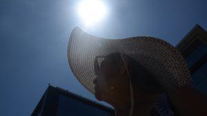 Soleado: Revisa el pronóstico del tiempo para este lunes en Santiago