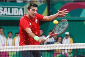Marcelo Tomás Barrios recibió invitación al cuadro principal del ATP de Santiago