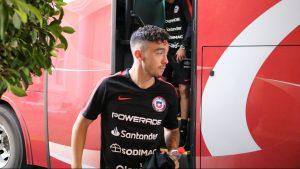 """Niklas Castro se ilusiona con la selección: """"Espero tener otra oportunidad"""""""