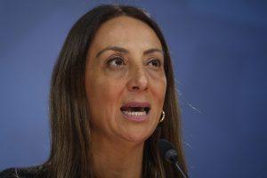 """Ministra Pérez y protesta simbólica de seleccionados de básquetbol: """"Tienen todo su derecho"""""""