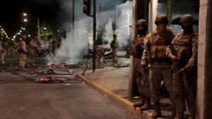 "Defensa criticó informe de Amnistía que acusó al Ejército de ""ataques generalizados"" contra manifestantes"