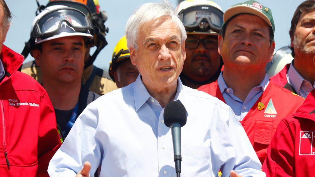 Presidente Piñera viajará a la Región del Biobío para conmemoración de los 10 años del 27-F