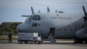 Fiscalía ordenóreanudar la búsqueda del Hércules C-130