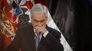 Cadem: Desaprobación a la gestión de Sebastián Piñera alcanzó el 83%