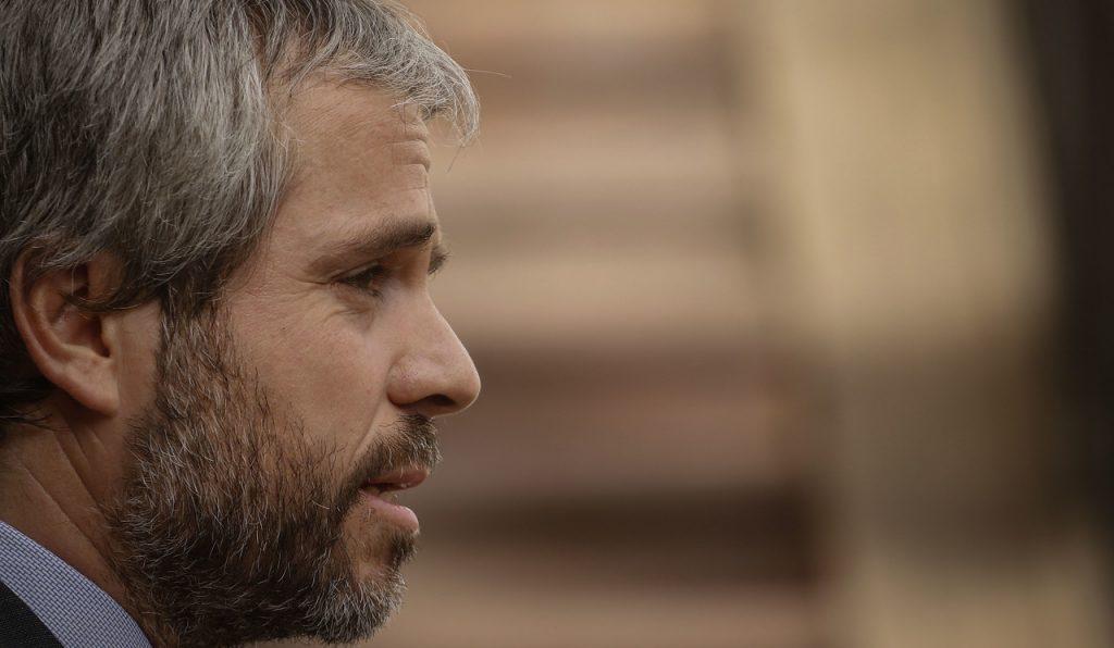 Hasbún se querella por injurias contra empresario que lo denunció
