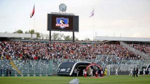 """CSD Colo Colo: """"No podemos permitir que se ponga en riesgo la seguridad de los asistentes"""""""