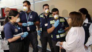 Seremi de Salud reforzará medidas en aeropuertos por coronavirus