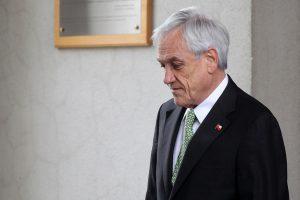 Aprobación de Sebastián Piñera bajó al 7% en la primera encuesta de febrero de Activa Research