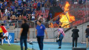 ANFP entregó protocolo de seguridad y suspensión de partidos a clubes del fútbol chileno