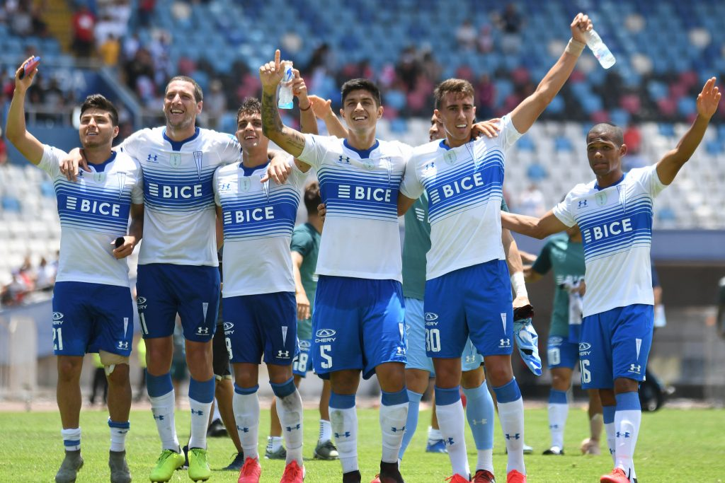 Con el retorno de César Pinares: Revisa la posible formación de la UC para enfrentar a Colo Colo