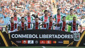 EN VIVO | Palestino vs Guaraní por la tercera fase de Copa Libertadores 2020