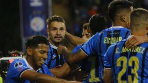 Huachipato consiguió sufrido triunfo en Colombia y avanzó en Copa Sudamericana