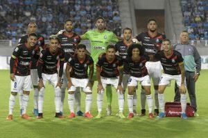 Así continúa la quinta fecha de la Primera División del fútbol chileno