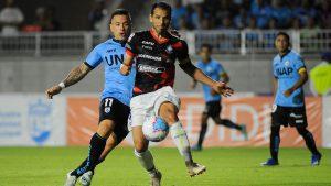 Iquique fue goleado por Deportes Antofagasta y se complica en la lucha por el descenso