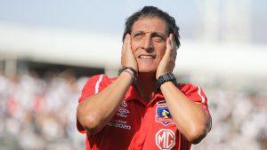 Hinchas de Sporting Cristal pidieron el regreso de Mario Salas a Perú