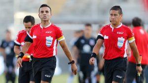 Piero Maza no dirige: ANFP sorteó los árbitros para la quinta fecha del Torneo Nacional