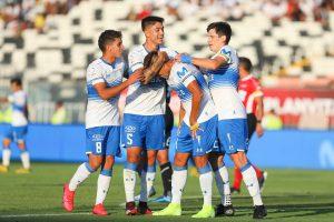 Universidad Católica ya tiene formación para enfrentar a Deportes Iquique