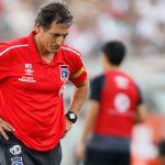 """Mario Salas tras los incidentes: """"Así no se puede seguir jugando fútbol"""""""