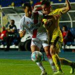 Curicó Unido venció a la U. de Concepción y se ubicó en los primeros lugares del torneo