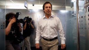 Lucas Palacios suspendió su militancia en la UDI tras defensa a exdiputado Hasbún
